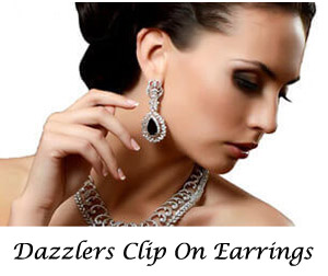 Clip On Earrings